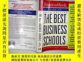 二手書博民逛書店guide罕見to the best business scho