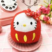 【KP】Hello Kitty不倒翁娃娃 造型娃娃 三麗鷗 日本進口正版授權 4991567966204