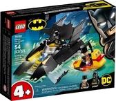 【LEGO樂高】HEROS 蝙蝠俠 企鵝人大追捕  #76158