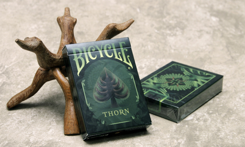 【USPCC 撲克】BICYCLE THORN PLAYING CARDS DECK 荊棘