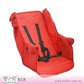 【嬰之房】Joovy Caboose Ultralight Graphite 雙人手推車第二座椅(紅)