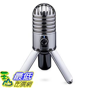[美國直購] Samson 麥克風 Meteor  收納式 專業型 電容式 Mic USB Studio Microphone