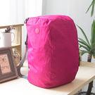 【COUNT DUCK】美系悠活輕量雙肩後背包-CD-027-桃紅色