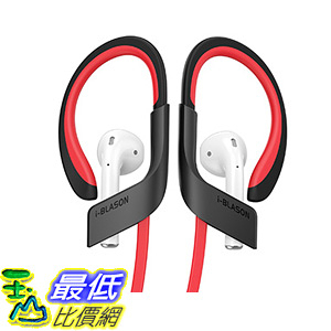 [106美國直購] i-Blason B01MY96OPK 紅色耳機專用連接線(不含耳機) 18 inch Length Colorful String Strap