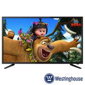 《送壁掛架安裝》Westinghouse美國西屋 43吋KE-43V02 Full HD液晶電視 附視訊盒