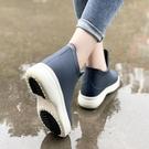 雨鞋女時尚款外穿軟底短筒女士水鞋夏季防水廚房防滑膠鞋女式雨靴 設計師生活百貨