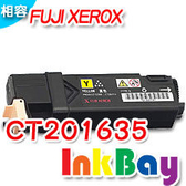 FUJI XEROX  CT201635 黃色相容碳粉匣 【適用】DocuPrint CP305d/CM305df /另有CT201632/CT201633/CT201634/CT201635