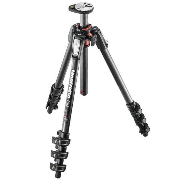◎相機專家◎ Manfrotto MK190CXPRO4-BH 碳纖三腳架套組 正成公司貨