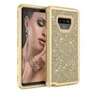 Note8三星純色手機殼 S10/S10e/S10 Plus閃粉保護殼 SamSung Note 9 手機套 S8/S9 Plsu三星保護套