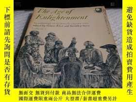 二手書博民逛書店The罕見Age of Enlightenment Volume