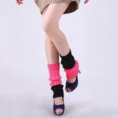 襪套 雙色 拼接 加厚 堆堆襪 襪套【FS043】 icoca  12/08