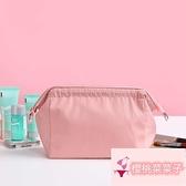 便攜少女風化妝包多功能洗漱包化妝品收納包【櫻桃菜菜子】