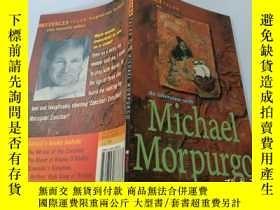 二手書博民逛書店An罕見interview with Michael Morpurgo:采訪邁克爾·莫爾普戈Y200392