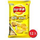 樂事洋芋片量販包-美國經典原味97G*12【愛買】