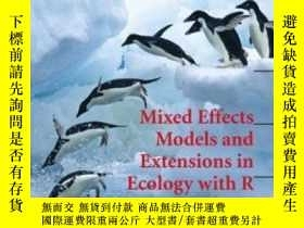二手書博民逛書店Mixed罕見Effects Models And Extensions In Ecology With R (s