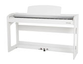 【金聲樂器】德國製 GEWA DP220G WHT(白) 電鋼琴 數位鋼琴 贈升降椅 12期零利率 到府安裝