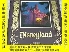 二手書博民逛書店Disneyland罕見- the First Thirty Y