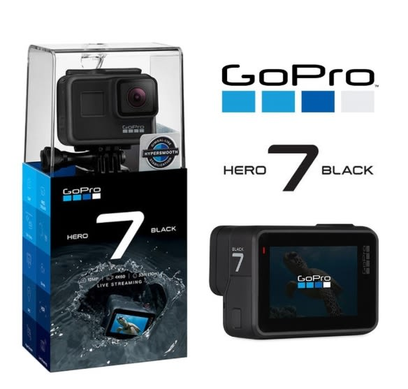 GOPRO HERO7 BLACK 運動相機 主機 極限紀錄器 攝影相機