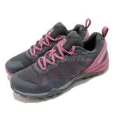 Merrell 戶外鞋 Siren 3 GTX 灰 粉紅 女鞋 運動鞋 Gore-Tex 防水 【ACS】 ML035588