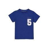 mothercare 藍GM5短袖T-PROMO(M0SD091)09~12個月