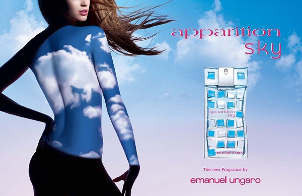 【Emanuel Ungaro】Apparition Sky 天空 女香 90ml