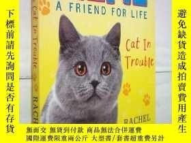 二手書博民逛書店Alfie罕見Cat in Trouble (Alfie A F