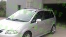 【一吉】Mazda Premacy 原廠款 (加寬12CM)   晴雨窗 /台灣製造,工廠直營/ premacy晴雨窗 premacy 晴雨窗