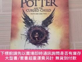 二手書博民逛書店Harry罕見Potter and the Cursed Child - Parts One & TwoY26