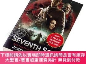 二手書博民逛書店第七個兒子罕見英文原版 英文版 英文小說 Last Apprentice: The Seventh SonY2