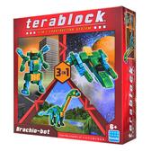【日本KAWADA河田】Terablock迷你積木-腕龍 TBH-006