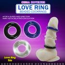 屌套 男性 情趣用品Love Ring-猛男增強鎖精三色環