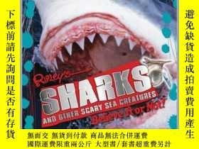 二手書博民逛書店Ripley罕見Twists: SharksY410016 Ripley s Believe ... Ripl