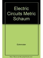 二手書博民逛書店《Electric Circuits Metric Schaum