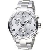 TISSOT天梭Chrono XL韻馳系列經典計時腕錶 T1166171103700