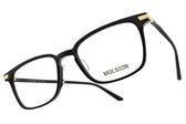 MOLSION 光學眼鏡 MJ3003 B10 (黑) Angelababy代言 簡約方框款 眼鏡框 #金橘眼鏡