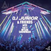 DJ JUNIOR 首張電音原創專輯 Ai - Junior & Friends CD 免運 (購潮8) 190759450321