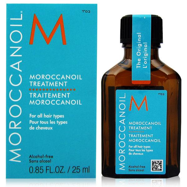 MOROCCANOIL摩洛哥 摩洛哥優油25ml(機場限定英文版) [QEM-girl]