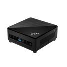 MSI Cubi 5 10M-027BTW-B71051UXX 小型準系統(黑)【Intel i7-10510U / 無內建記憶體 / 無內建硬碟 / 無內建OS】