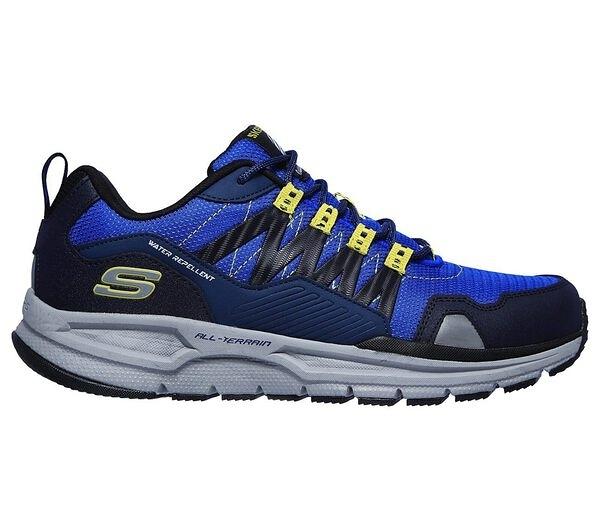 SKECHERS ESCAPE PLAN 2.0 [51926NVLM] 男鞋 運動 休閒 輕量 透氣 緩衝 戶外 藍