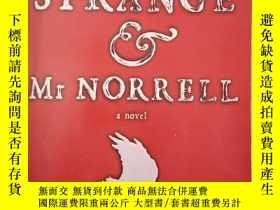 二手書博民逛書店星雲獎罕見雨果獎 Jonathan Strange & Mr.