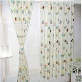 窗簾 出租房臥室陽臺窗簾布料半遮光布防塵布 都市時尚