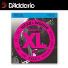 【非凡樂器】D'Addario電貝士弦EXL170 獨立包裝/鎳弦/暢銷琴弦【45-100】