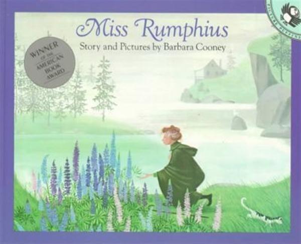 Miss Rumphius  (American Book Award)