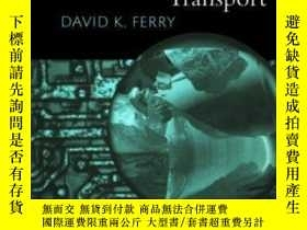 二手書博民逛書店Semiconductor罕見Transport-半導體輸運Y436638 David Ferry Crc P