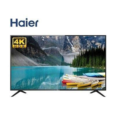 【9749元】50吋型最便宜!Haier海爾4K HDR液晶顯示器LE50B9650U限時台南店面自取非低階9600U