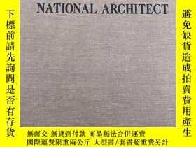 二手書博民逛書店Woodward罕見,national architect