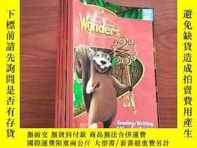 二手書博民逛書店Reading罕見Wonders Literature Anthology Volume 3 Grade 5本合售