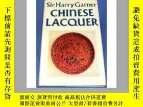 二手書博民逛書店Chinese罕見Lacquer (The Arts of th