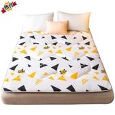 床墊 加厚榻榻米子軟墊學生宿舍單人床褥子墊被雙人家用睡墊XW 快速出貨