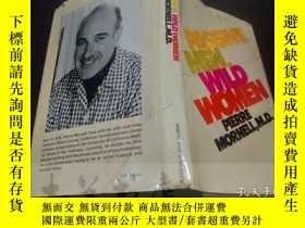 二手書博民逛書店原版英法德意等原版外文罕見passive Men ,Wild W